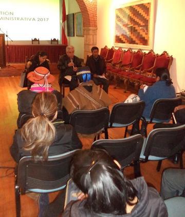 Casa de Moneda se abre al diálogo con la población