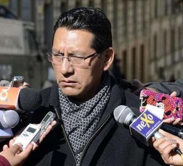 Joaquino pide respeto por resultados del 21 de febrero