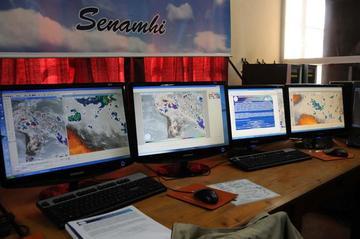 Declaran alerta naranja por la crecida de ríos en 4 departamentos