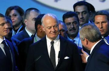 El Congreso Sirio consigue reanimar el proceso de paz
