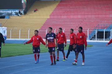 Potosinos ganan y suben al tercer lugar de la Copa Bolivia