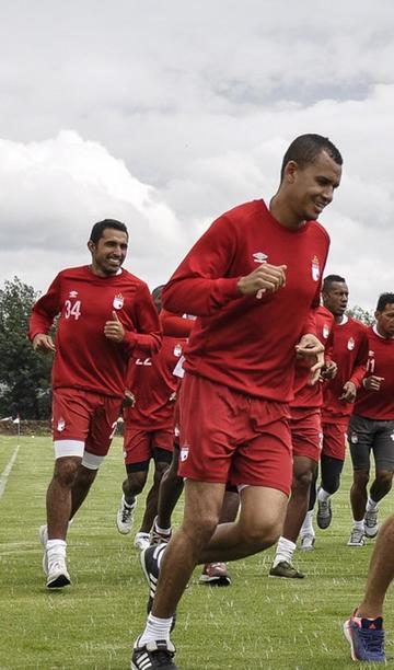 Independiente Santa Fe visita a Táchira