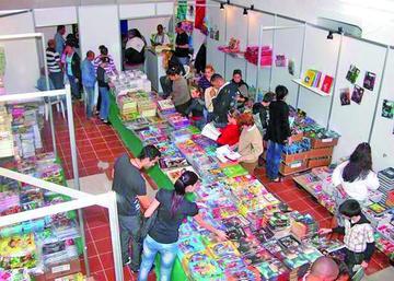 Bolivia participa en la Feria del Libro de La Habana