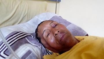 Tiene más de 70 años y logró sobrevivir a dos accidentes el mismo día