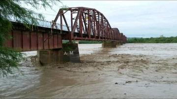 Hay alerta en 30 poblaciones por el riesgo de desborde de 18 ríos