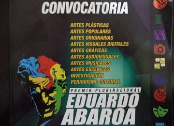 Sale lista de obras elegidas del premio Eduardo Abaroa