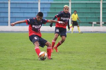 Potosinos quieren despedirse con victoria de la Copa Bolivia