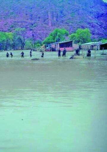 Fenómenos naturales causan dos personas fallecidas en Potosí