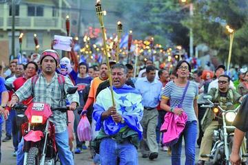 Regresan las protestas por fraude electoral en Honduras