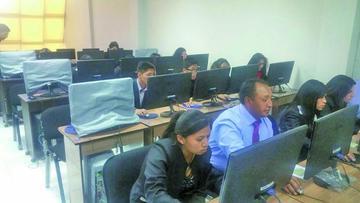 Hoy se aplica el segundo examen de ingreso para las carreras de la UATF