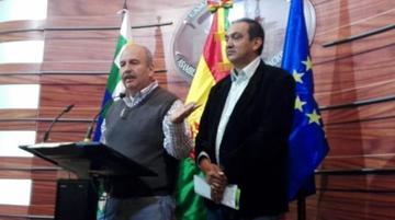 """Senador convoca al fiscal Guerrero por actitud """"delincuencial"""" de Blanco"""