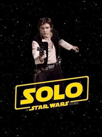 """Sale avance de """"Solo"""", la  nueva cinta  de Star Wars"""