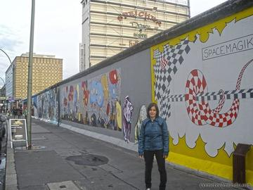 En Berlín se celebra  10.316 días sin muro