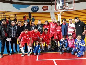1 de Abril se corona campeón del torneo de la asociación de futsal