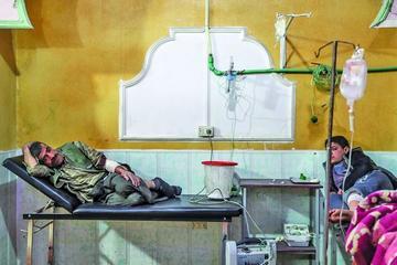 Bombardeos en Siria dejan más de 60 muertos y hay 175 heridos