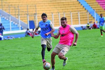 Nacional buscará sumar ante el Tigre