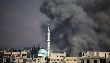 Varios bombardeos dejan 34 personas fallecidas en Siria