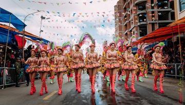 Al menos 15 cadenas internacionales  darán cobertura al Carnaval de Oruro