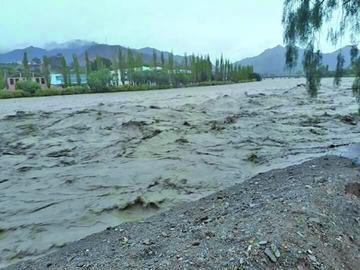 Senamhi declara alerta naranja en ocho departamentos por las lluvias