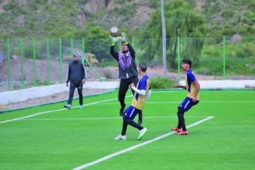 Real disputará un partido benéfico en Tupiza