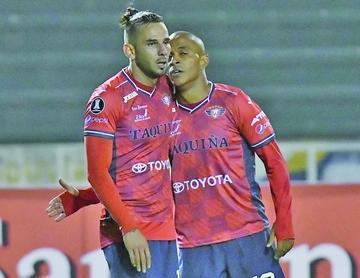 Wilstermann arranca de visitante la Libertadores