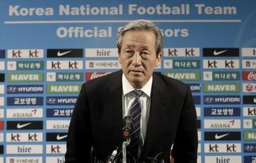 TAS reduce la sanción a Chung Mong-Joon