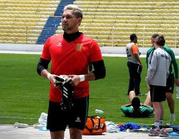 Prevén que Daniel Vaca volverá a jugar en abril