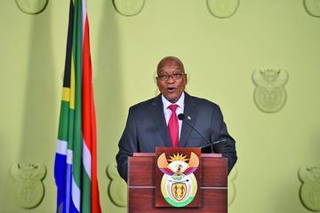 Zuma dimite a la presidencia de Sudáfrica tras corrupción