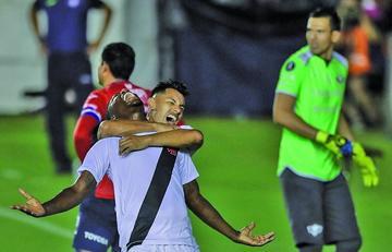 Wilstermann cae por goleada ante el Vasco da Gama brasileño