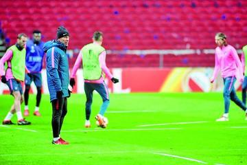 Atlético comienza un nuevo sueño en Copenhague