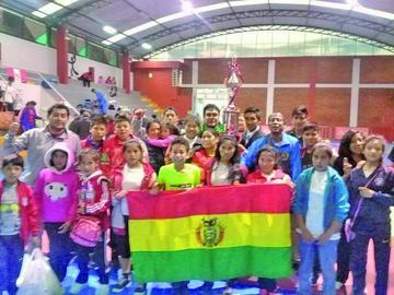 Potosí se consagra campeón en Perú en la disciplina de Judo