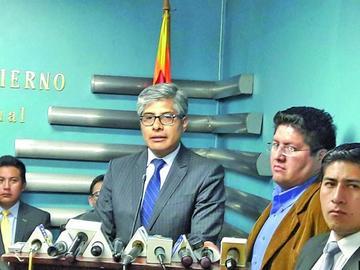 Resultados de segunda explosión en Oruro se conocerán en 10 días