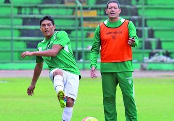 La selección nacional jugará de visitante los dos partidos ante Curazao