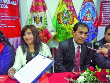 Inboljap habilita dos carreras en el área contable para los estudiantes