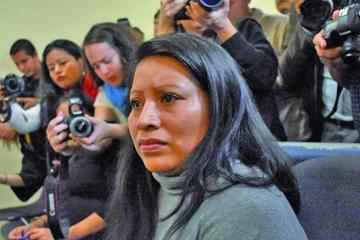 Liberan a una condenada por abortar en El Salvador