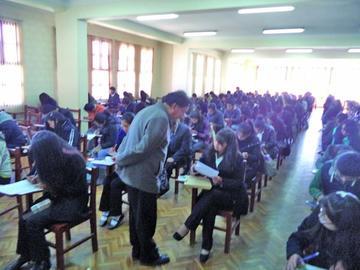 UATF acaba con el curso  preuniversitario el viernes 23