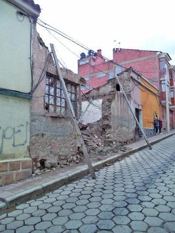 Dirección de Patrimonio rescatará muros