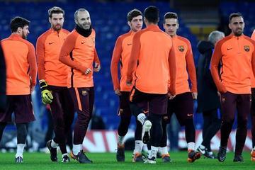 Barcelona se mide a Chelsea
