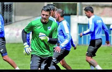 Wichnovski está listo para el debut en Bolívar
