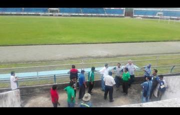 Estadio de Ivirgarzama fue inscrito en la Liga