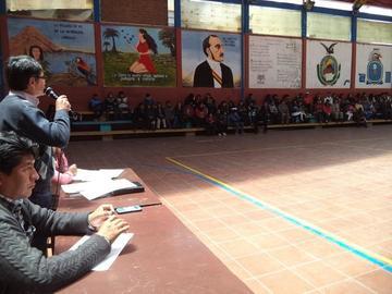 Maestros urbanos eligen representantes a congreso ordinario nacional