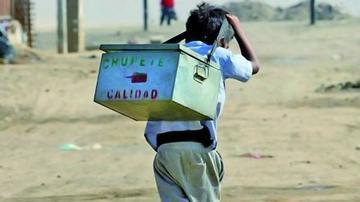 Más de 100.000 niños se ven obligados a trabajar en Bolivia