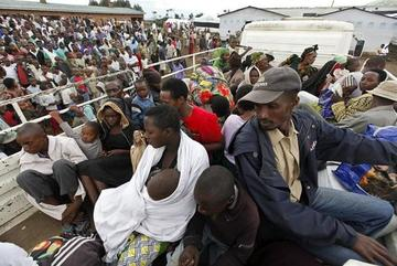 Enfrentamientos en Ruanda dejan 5 refugiados muertos