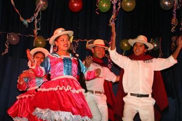 Andares presenta bailes de carnaval