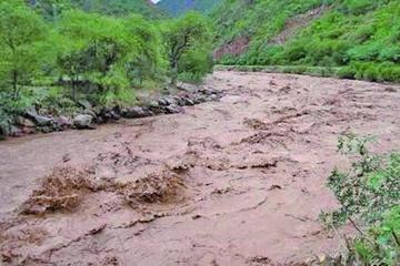 Senamhi declara alerta naranja por crecida de ríos en 6 regiones
