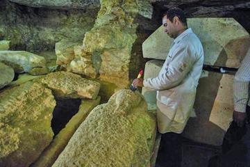 Descubren cementerio de sacerdotes del siglo IV