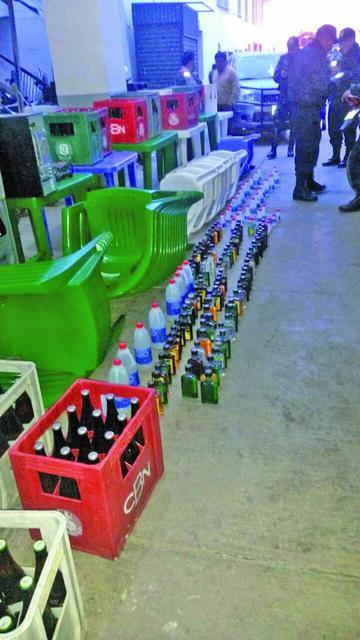 Hallan a más menores en locales clandestinos de venta de alcohol