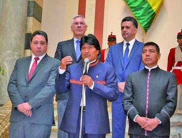 Expresidentes y excancilleres acompañarán fase oral por juicio marítimo