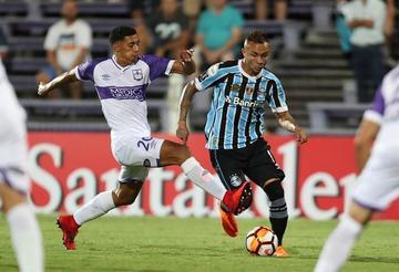Defensor Sporting frena a Gremio en la fase de grupos