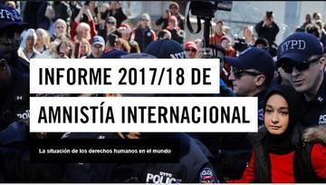 Amnistía Internacional destaca en su informe caso Cedib y Apdhb